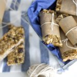 Kids in the Kitchen: No-Bake Granola Bars
