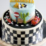 Cars Birthday Cake 49
