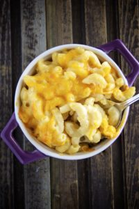 Creamy Baked Mac & Cheese