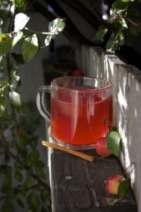 crab apple cider