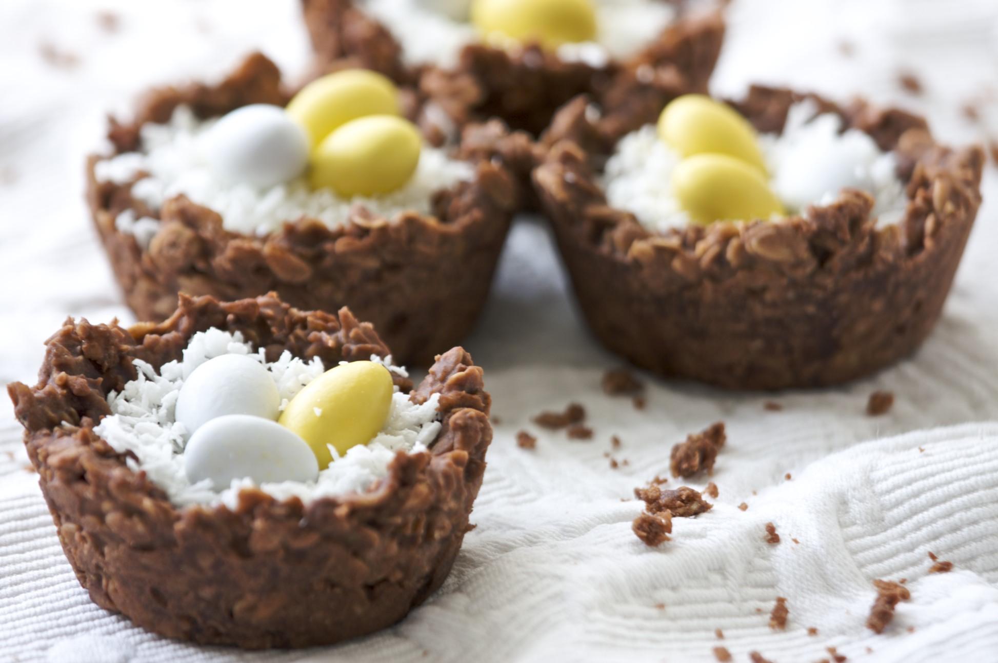 Three No-Bake Easter Treats – KS