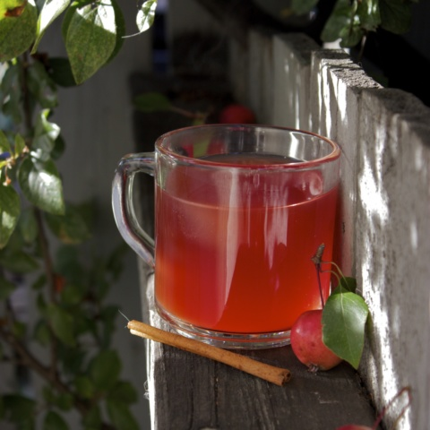 Crab Apple Cider